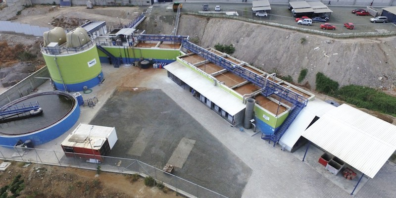 Waste-to-energy for fish processing plant