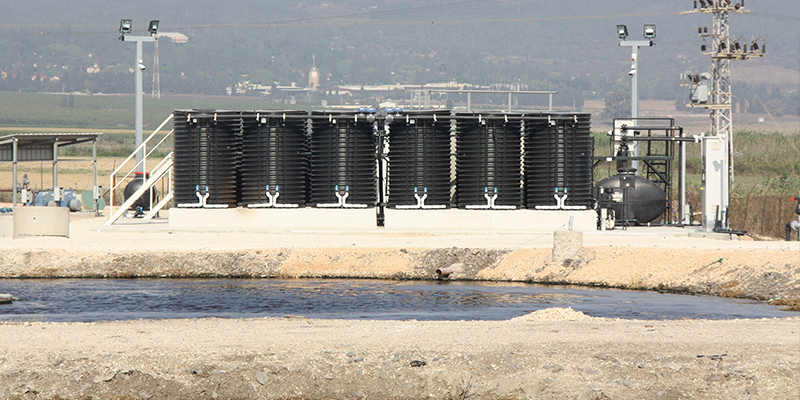 MABR for Localized Wastewater Treatment