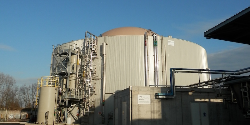 Sustainable Wastewater Solutions for Biochemical Plant
